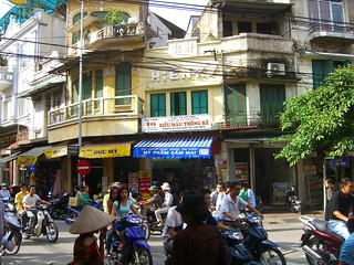 Hanoi Buildings | by permanently scatterbrained