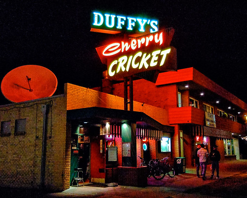 duffy's cherry cricket. denver, co. 2006. | by eyetwist