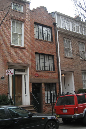 NYC - West Village: 75½ Bedford Street   by wallyg