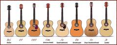 guitar size color   by ljguitar