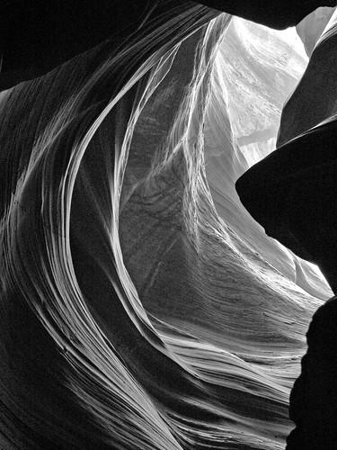 arizona usa texture rock america interestingness sandstone desert tripod wave tint panasonic erosion explore page curve fz30 slotcanyon antelopecanyon desaturate navajonation gndfilter specnature flickrgold