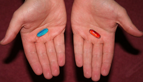 Blue pill or the red pill | by pinkangelbabe
