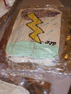 lightning cake | by budgiejen