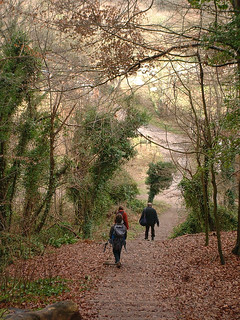Walkers in Westdean / Exceat Woods | by Dominic's pics