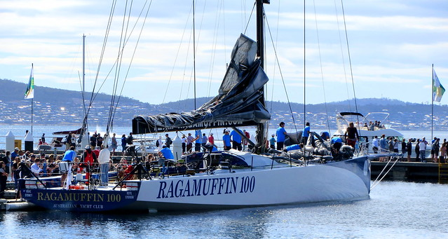 2nd Place Winner 'Ragamuffin 100' Sydney to Hobart Yacht Race 2015
