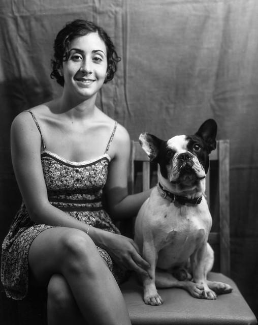 portrait twice: Big Bioy & Romelia