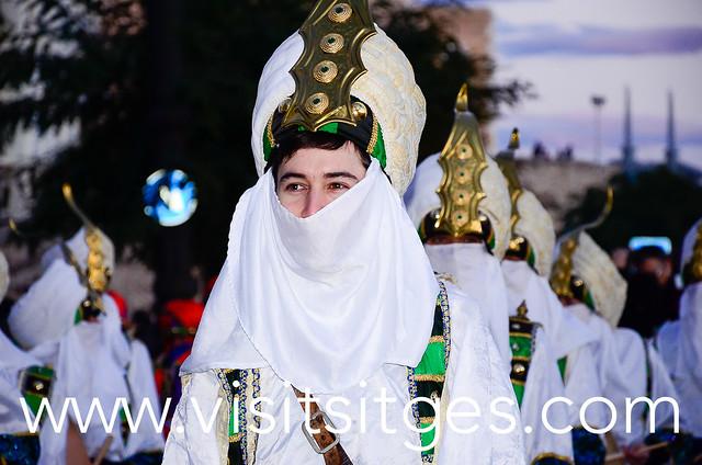 Cavalcada dels Reis Mags d'Orient