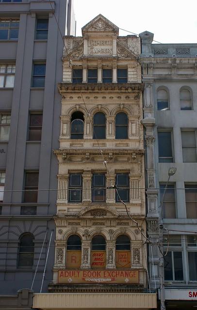 Melbourne: Elizabeth Chambers (c.1889) (4)