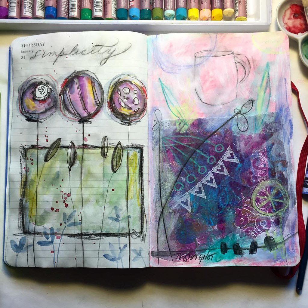 Daily Arts Journal