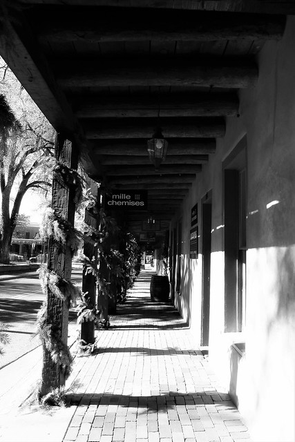 Santa Fe Sidewalk