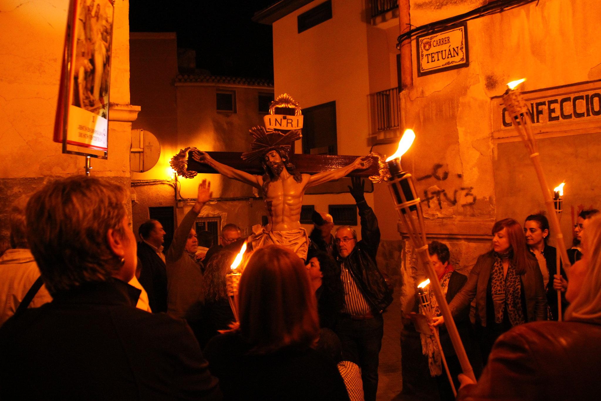 (2014-04-01) -  V Vía Crucis nocturno - Javier Romero Ripoll (99)