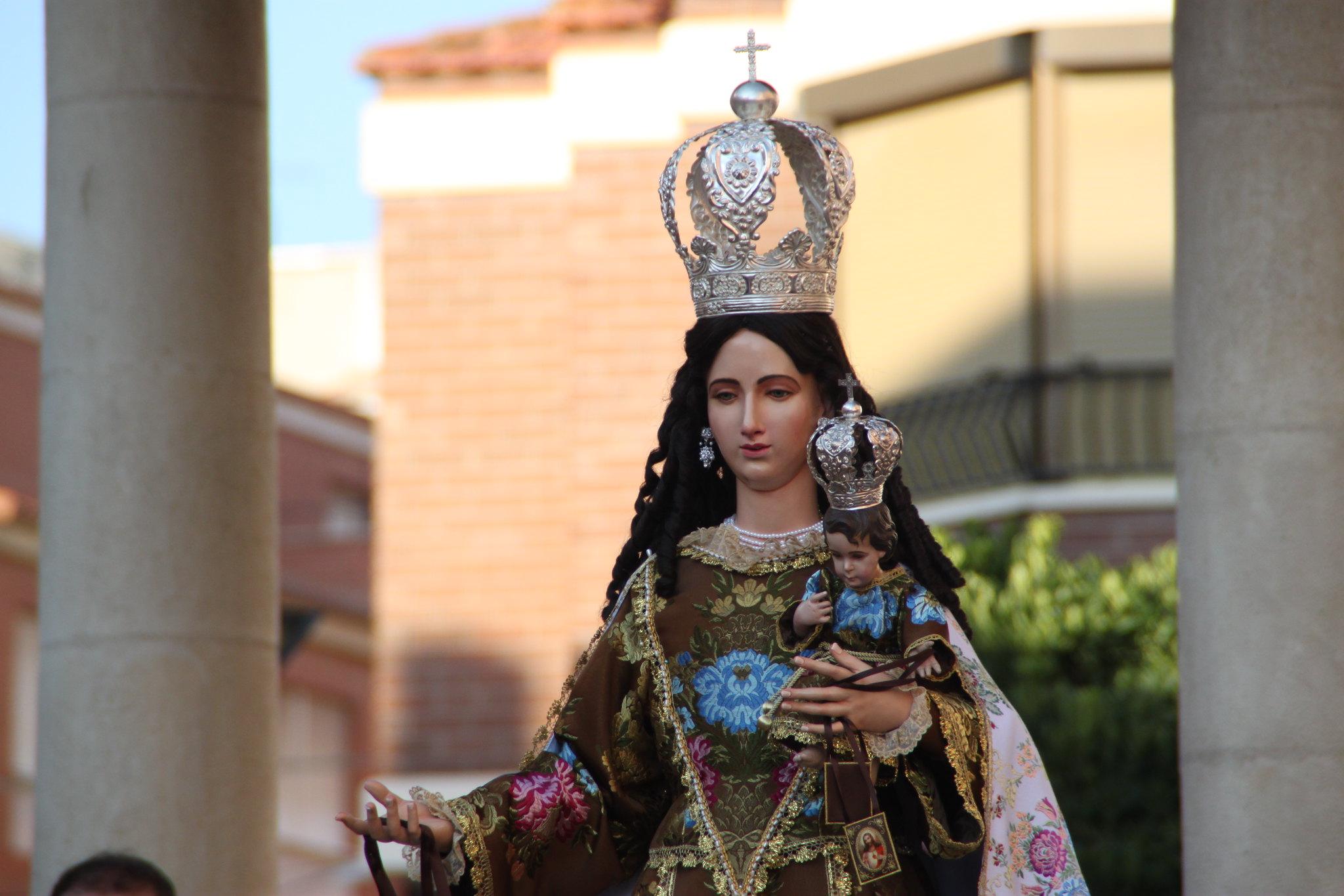(2015-07-12) - Virgen del Carmen, parroquia La Santa Cruz - Javier Romero Ripoll (91)