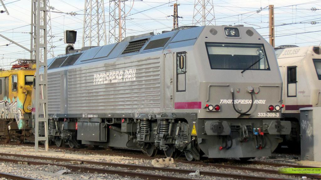 333-309 Transfesa Rail