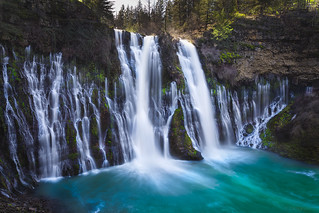 Burney Falls | by tlackerman