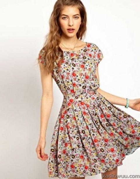 607614aca8037 Yazlık Elbise Modelleri 2016 | Yazlık Elbise Modelleri 2016 … | Flickr