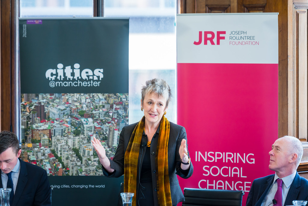 Joseph Rowntree Foundation launch of a new independent Inclusive Growth Analysis Unit