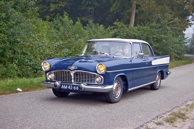 SIMCA Vedette Chambord 1960 (8503)