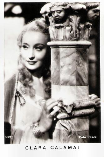 Clara Calamai in La Cena delle Beffe (1942)
