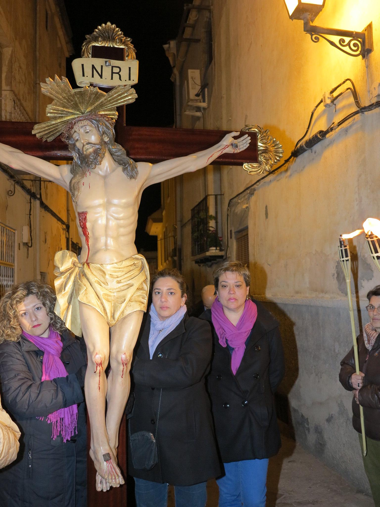 (2013-03-22) - IV Vía Crucis nocturno - Antonio Verdú Navarro  (54)