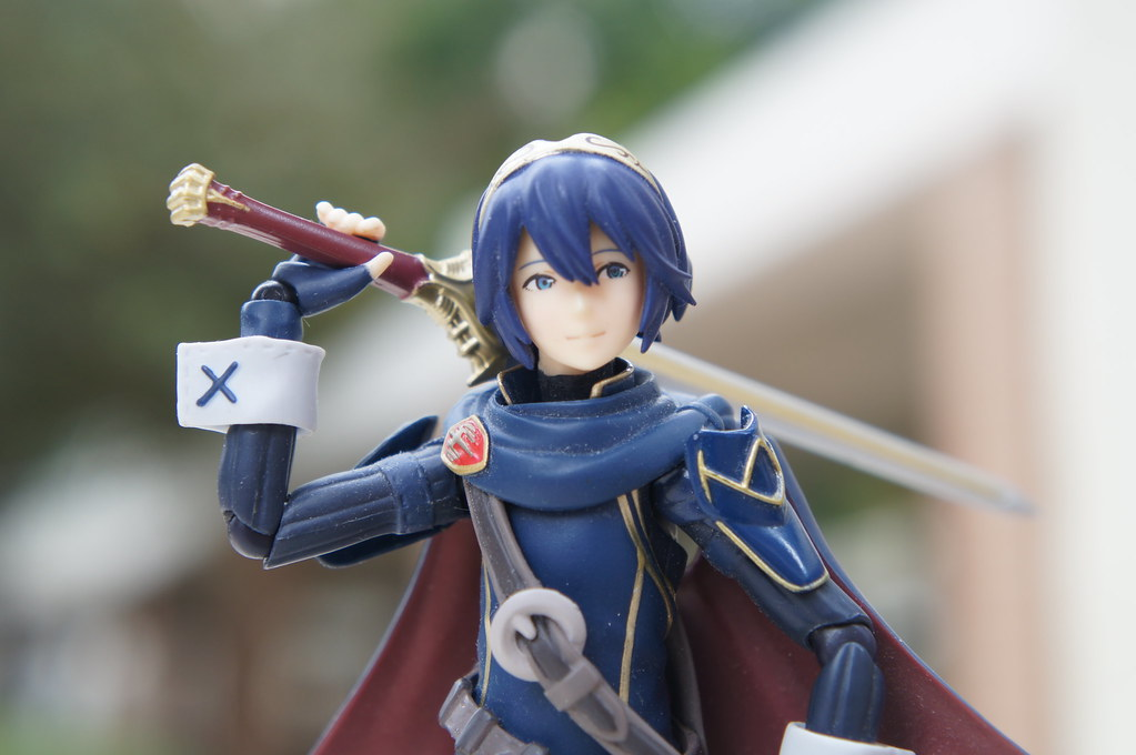 Figma Lucina Fire Emblem Awakening My Name Is Marth Marco