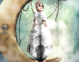 [sYs] PIERROT dress & sunglasses   by [sYs]-Design