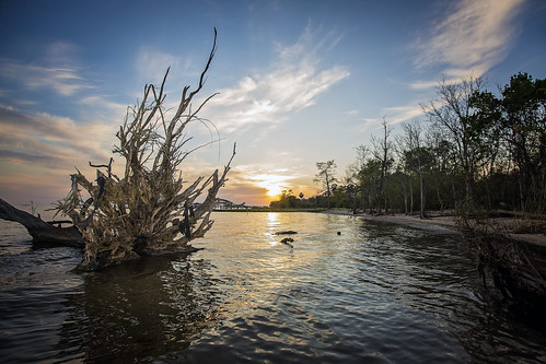 sunset lake canon louisiana mandeville ef1740f4l lakepontchartrain 5dmarkiii