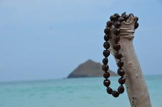 Kukui Nut Leis in Hawaii | by FlowerLeis.com
