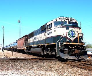BNSF 9691 Vinita OK