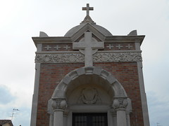 cappella, parco della rimembranza, 1922, Vighizzolo d'Este