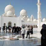 Viajefilos en la Gran Mezquita de Abu Dhabi 05