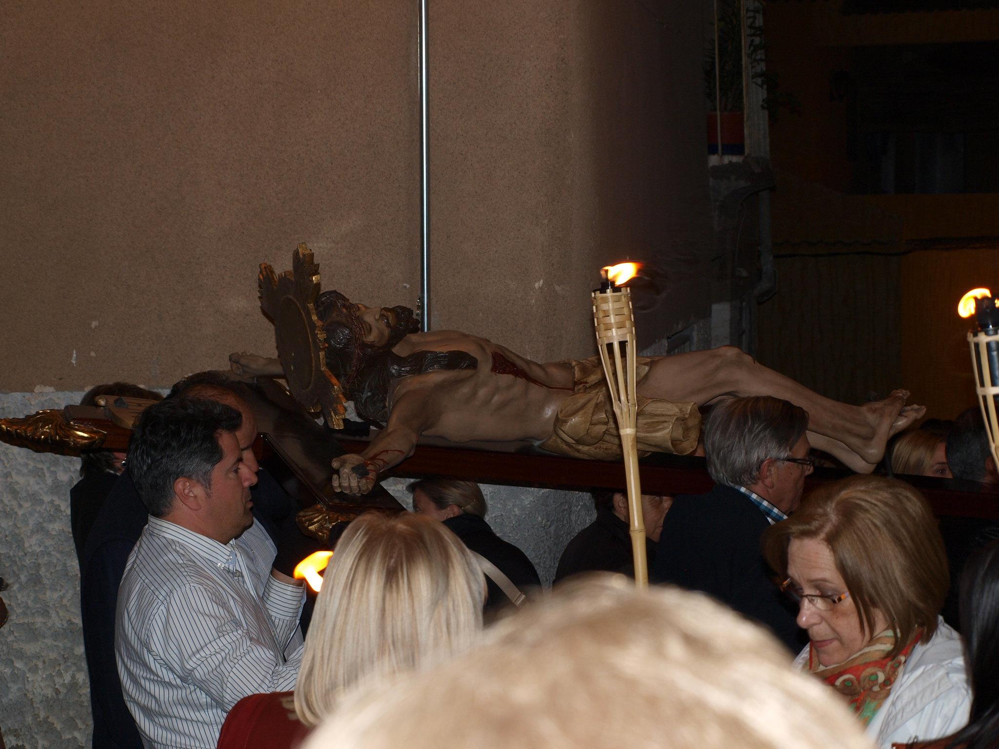 (2014-04-01) - V Vía Crucis nocturno - Paloma Romero Torralba (06)