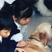 Dr. Dog therapy dog program, Hong Kong