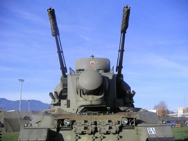 Pz68 Flakpanzer 2