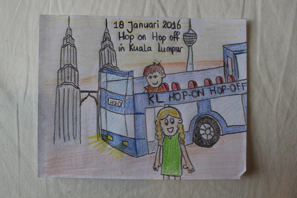 De Skyline van KL!