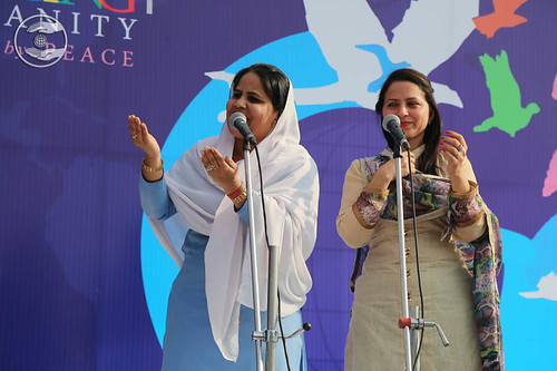 Devotional song by Deepa and Saathi from Amritsar