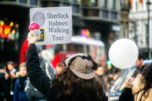 Sherlock Holmes Walking Tour | by garryknight