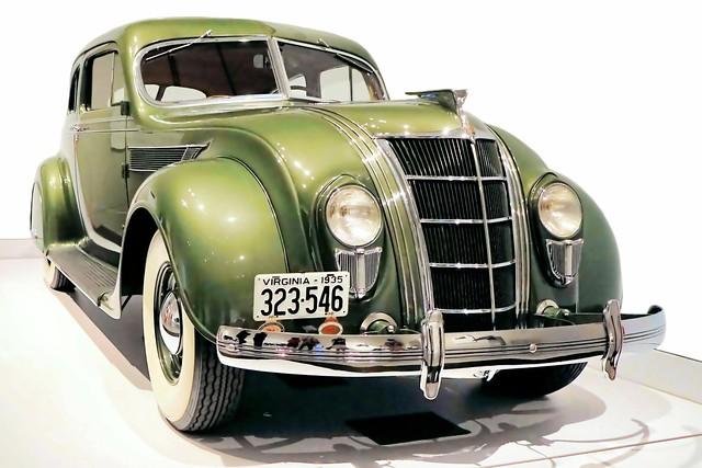 1935  Chrysler Imperial Model C-2 Airflow (Explored)
