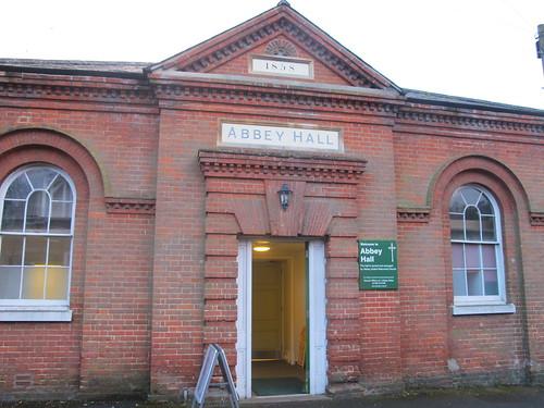 Abbey Hall, Romsey SWC Walk 58 Mottisfont and Dunbridge to Romsey taken by Karen C.