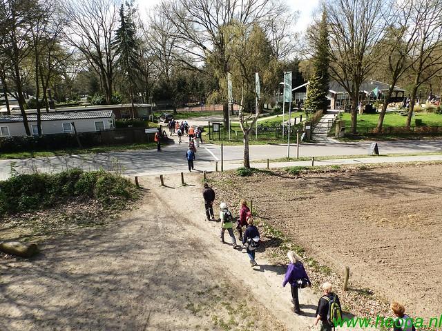 2016-04-12         2 daagse Lunteren      1e dag  25 Km  (85)