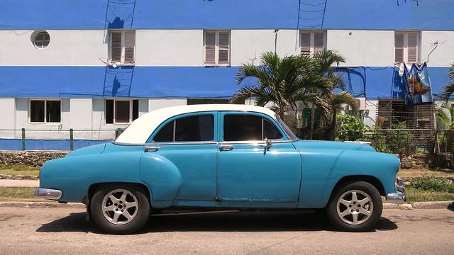 CUBA La Habana Vedado