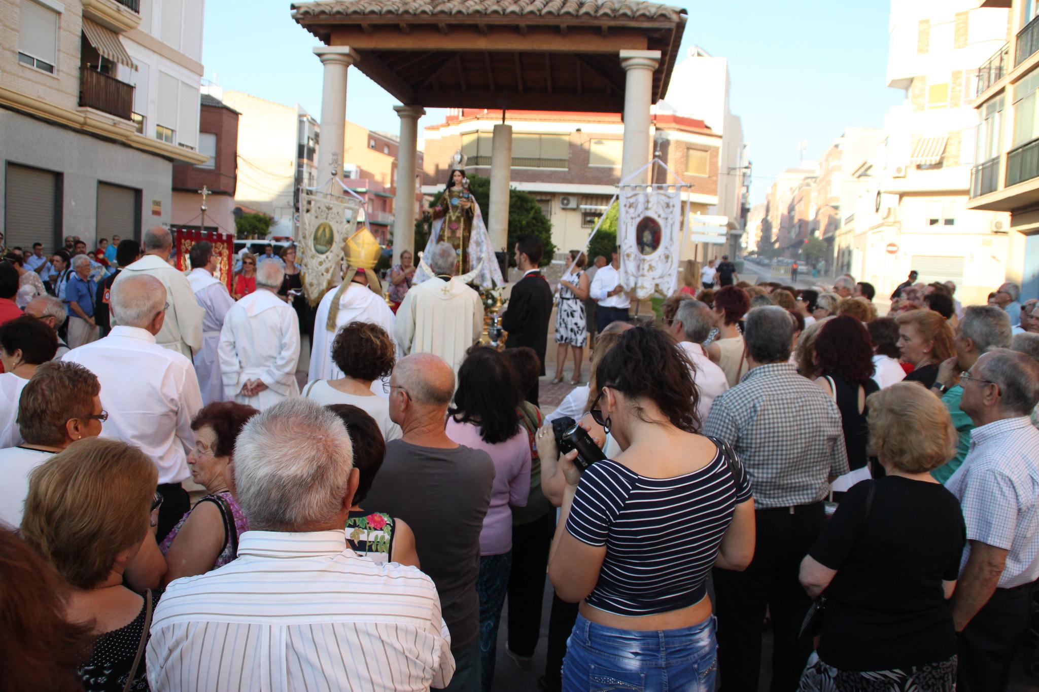 (2015-07-12) - Virgen del Carmen, parroquia La Santa Cruz - Javier Romero Ripoll (114)