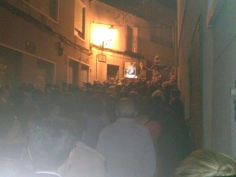 (2014-04-11) - V Vía crucis nocturno - María Romero Alacil (01)
