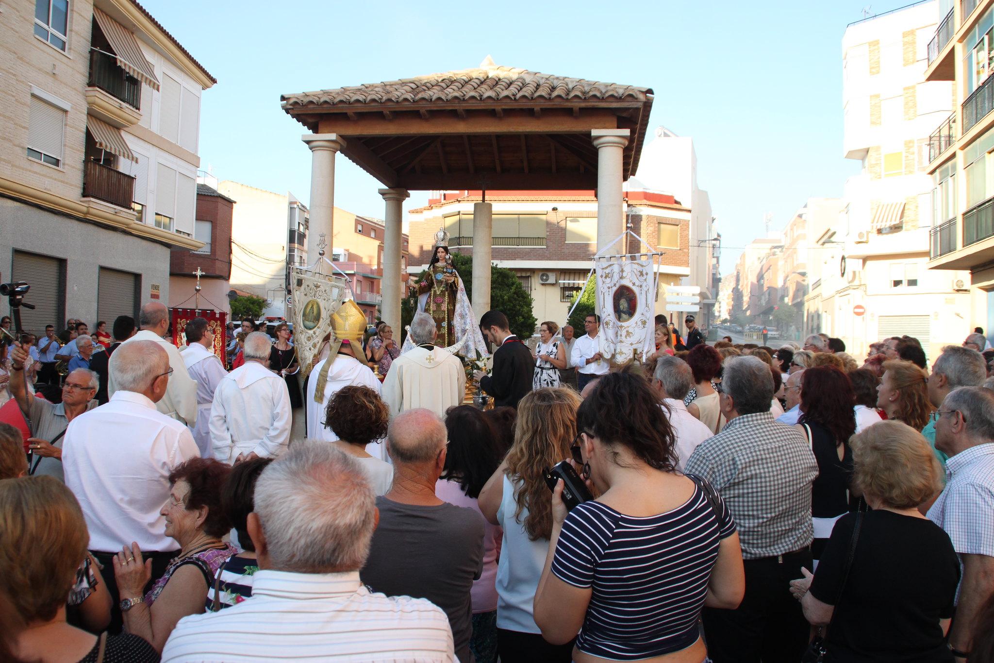 (2015-07-12) - Virgen del Carmen, parroquia La Santa Cruz - Javier Romero Ripoll (105)