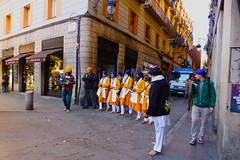 Celebració Guru Nanak - Comunitat Sikh - Rambla del Raval, Ciutat Vella, Barcelona