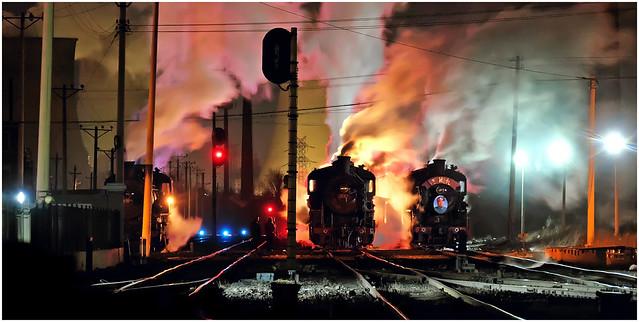 Fuxin Steam - End of an Era