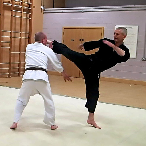 Fri, 2013-11-15 20:24 - In a free-attack session during Adam's black-belt grading on 2013-11-15.