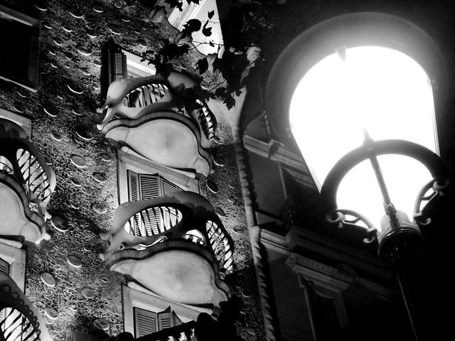 Las calaveras de Gaudí