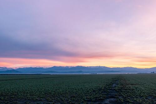 mountain sunrise hill sierranevada mountainridge