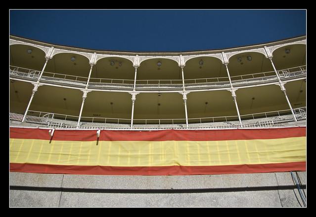 Plaza de Toros de Las Ventas @Madrid