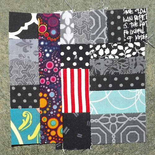 Super Scrappy Piecing | by Grey Cat Quilts